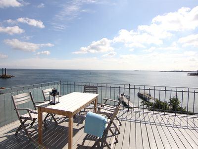Copenhagen North, Penthouse apartment at the absolute Seaside