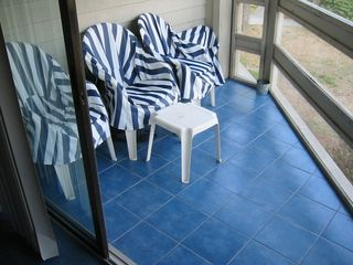 Harbor Island condo photo - Porch