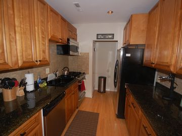 Alternate view of Galley Style Kitchen