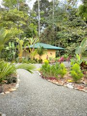 Uvita villa photo - Casa Coco Loco. A spacious casita with full privacy. Included in price.