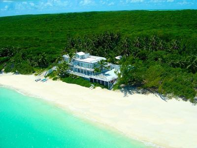 Great Exuma villa rental - Bougainvillea House Villa, Exuma, Bahamas