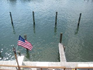 Mariners Wharf condo photo - Our boat slip.