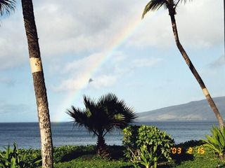 Maalaea condo photo - Maui - the End of the Rainbow