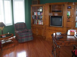 East Naples house photo - Private Office /Study with High Speed Internet & Full Bath