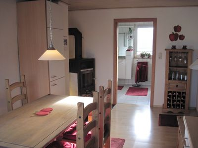 Newly renovated apartment in the Palatinate Forest / German Wine Road