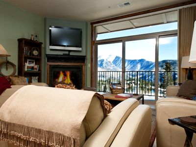 Family Fun With Beautiful Views Just Steps From The Slopes!