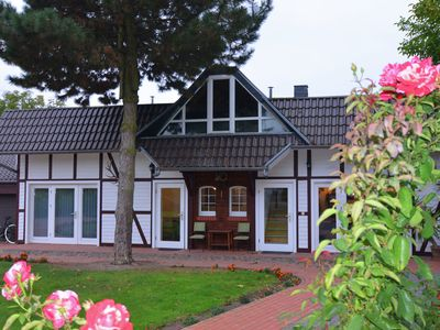 Beautiful apartment, 3 km from the Oder border river, in a beautiful surrounding in Oberbruch.
