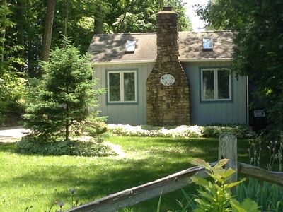 New Listing (6/17)-Cozy, Wooded Cottage, Peninsula St. Park, Family/Pet Friendly