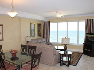 Orange Beach condo photo - Living Room with a View!!