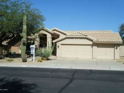 Scottsdale Ranch house rental
