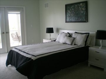 Master bedroom on 2nd floor