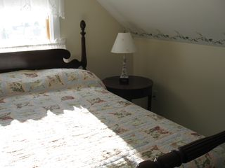 Lubec house photo - Morning sun