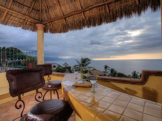 Palapa Bar - Puerto Vallarta villa vacation rental photo