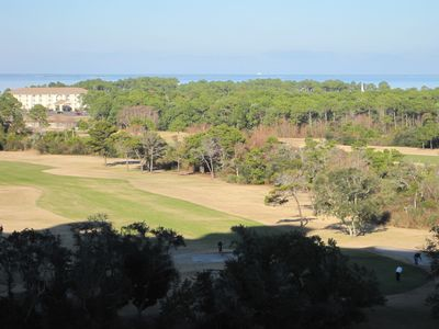 Miramar Beach condo rental - Bayview from Guest BR Balcony