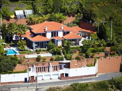 Superb Luxury Villa with indoor & outdoor heated pools & stunning views