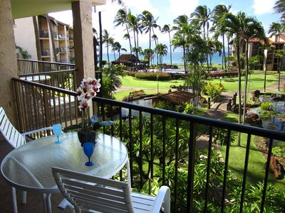 Spectacular View from your Lanai