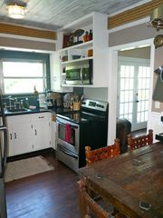 Daytona Beach house photo - The Galley style Kitchen