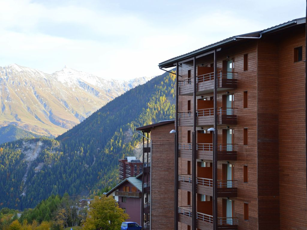 Holiday apartment, 31 square meters , Fontcouverte, Rhone-Alpes