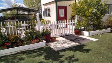 Paso Robles farmhouse rental - Your own private space, spacious and clean.