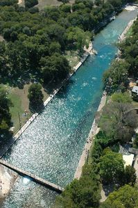 Take a dip in Austin's beloved Barton Springs! Also in South Austin.