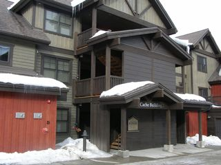 Copper Mountain condo photo - Exterior Front View of Condo
