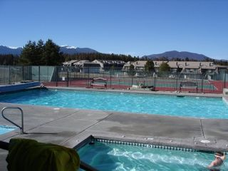 Fraser house photo - Pass for Clubhouse 1/2 block away - pool open summer and winter
