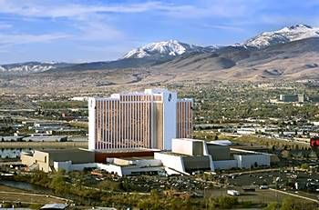 Grand Sierra Resort and Casino - Mountain and Downtown Reno Views