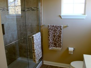 South Haven house photo - The master bath! (Photo #2)