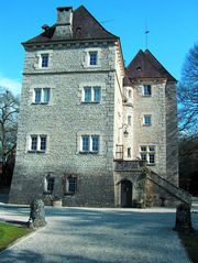 Voutenay-sur-Cure chateau / country house photo