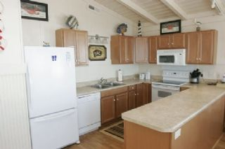 Oak Island house photo - Kitchen