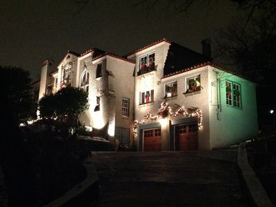 Historic Estate Guest House- reserve for your holiday parties!
