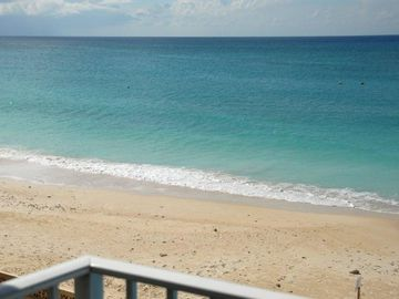 Grand Cayman condo rental - View from private balcony