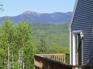 Madison house photo - Mt. Chocorua is one of the world's most photographed mountains.