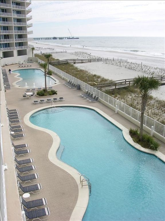 Gulf Shores condo rental - Pool area