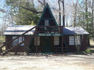 World Famous Backlash Lodge