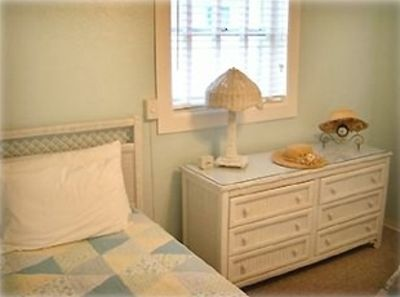 two twinbunks over full beds in this quiet guest room - picture to be updated