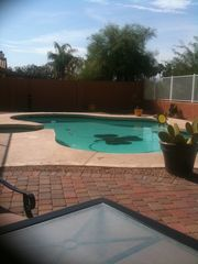 Goodyear house photo - Our pool, perfect for an afternoon dip.