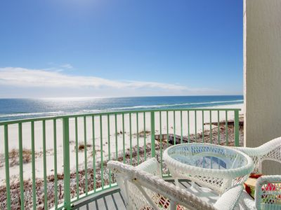 Time to Relax on your Fifth Floor Balcony!