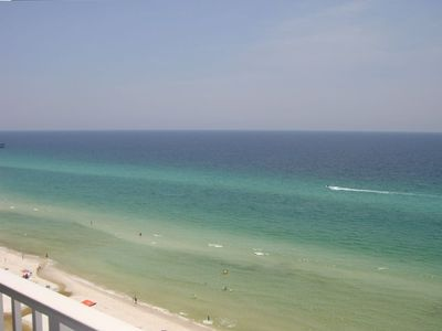 Gulf View From Balcony