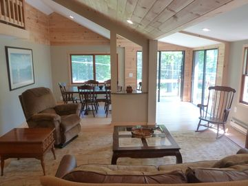 Lake Wallenpaupack house rental - .