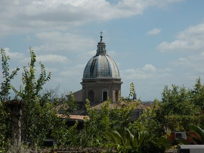 Centro Storico (Old Rome) apartment rental - the first bedroom view