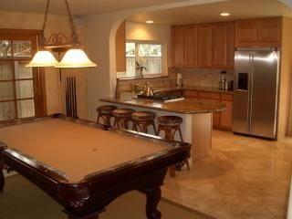 Kitchen / Entertainment Area