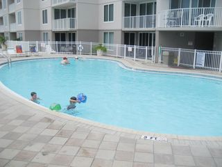 Fort Walton Beach condo photo - Island Princess Pool