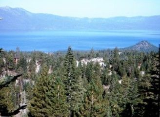 Beautiful Lake Tahoe view!
