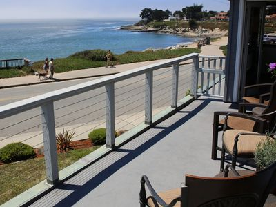 Oceanfront, family friendly, close to Natural Bridges and Boardwalk