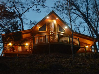 A Sneaky Bear's Hideaway - Brand New Luxury Lakeview Cabin Near Red River Gorge