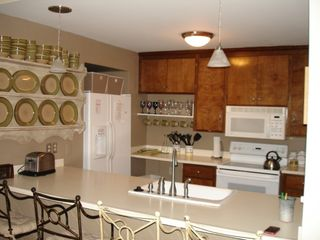 Wintergreen house photo - Kitchen