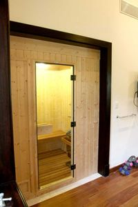 Punta Cana villa rental - Private Sauna at the gym
