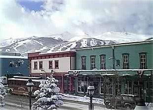 An easy  twelve mile drive to the World-Class Resort  Village of Breckenridge.