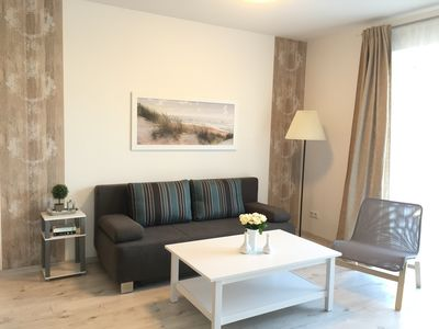 Modern apartment in Esens 2.5 km to the beach Bensersiel / North Sea